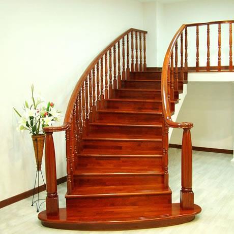 实木楼梯扶手装潢如何选择?